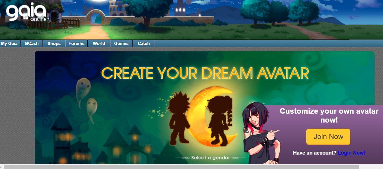Gaia Avatar Maker
