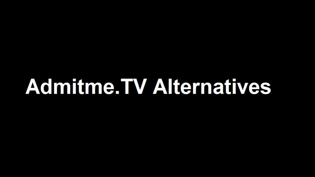admitme tv