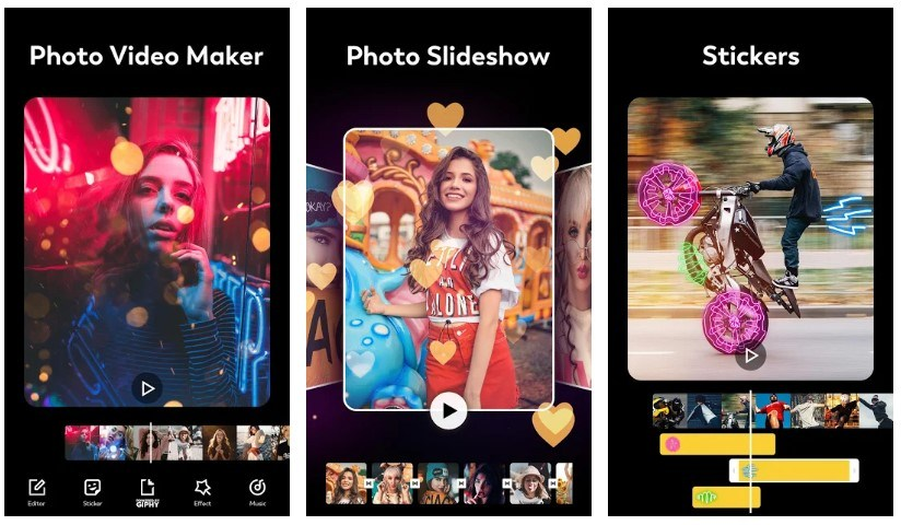 Best Slideshow Apps: Video Maker & Photo Slideshow