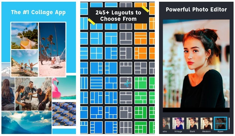 Best Photo Collage Apps: Pic Stitch