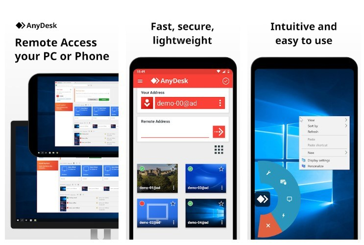 Best Screen Mirroring Apps: AnyDesk