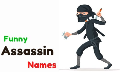 Funny Assassin Names