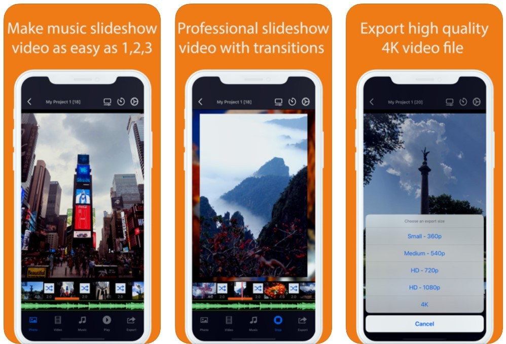 Best Slideshow Apps: Photo Slideshow Director