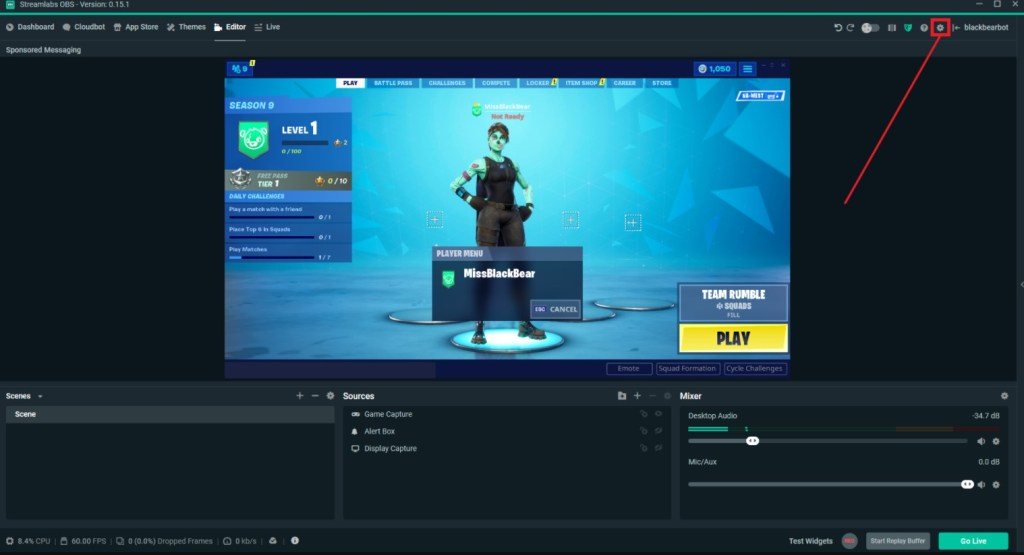 Best OBS Alternatives: Streamlabs OBS