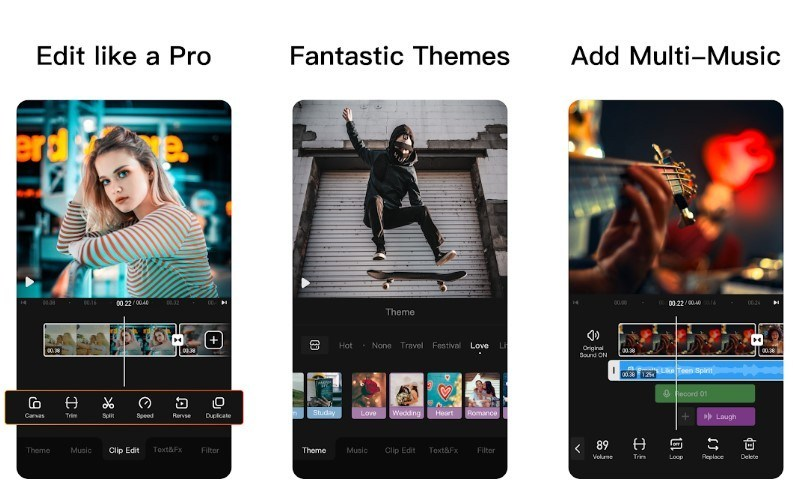 Best Slideshow Apps: VivaVideo