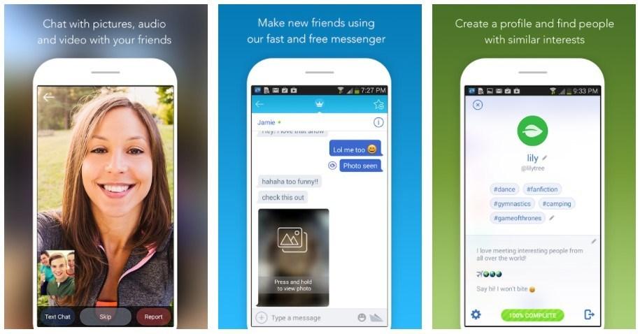 Best Random Chat Apps: Chatous