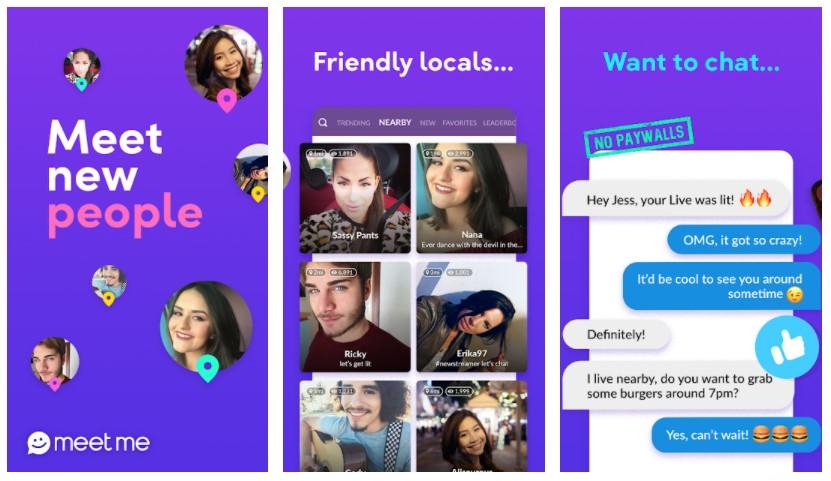 Best Random Chat Apps: MeetMe