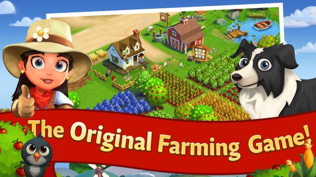 Best Farming Games: FarmVille 2 Country Escape