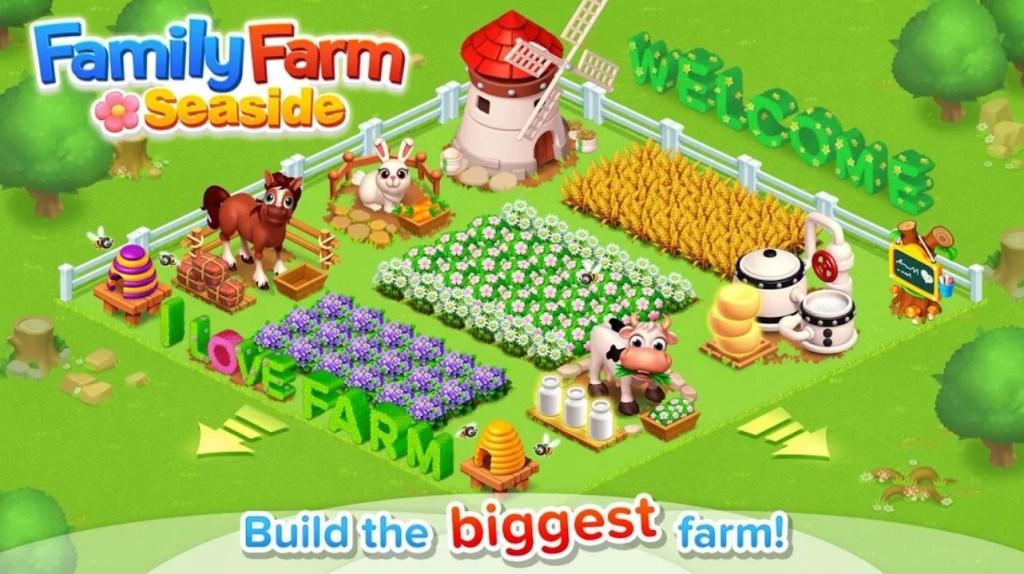 Best Farming Games: Family Farm Seaside