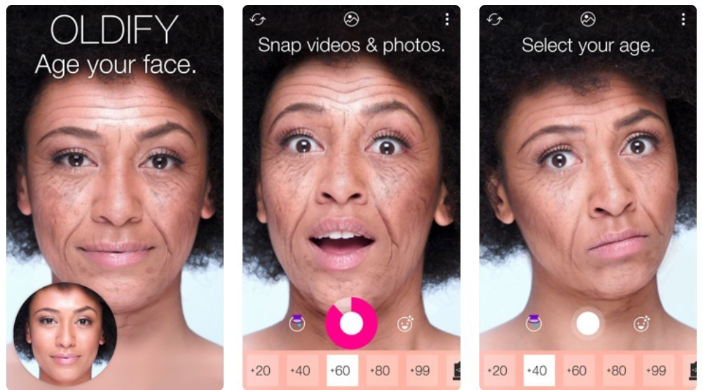 Best Age Progression Apps: Oldify