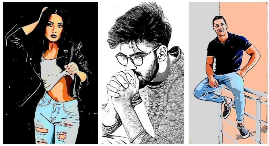 Best Caricature Maker Apps: Cartoon Photo Editor