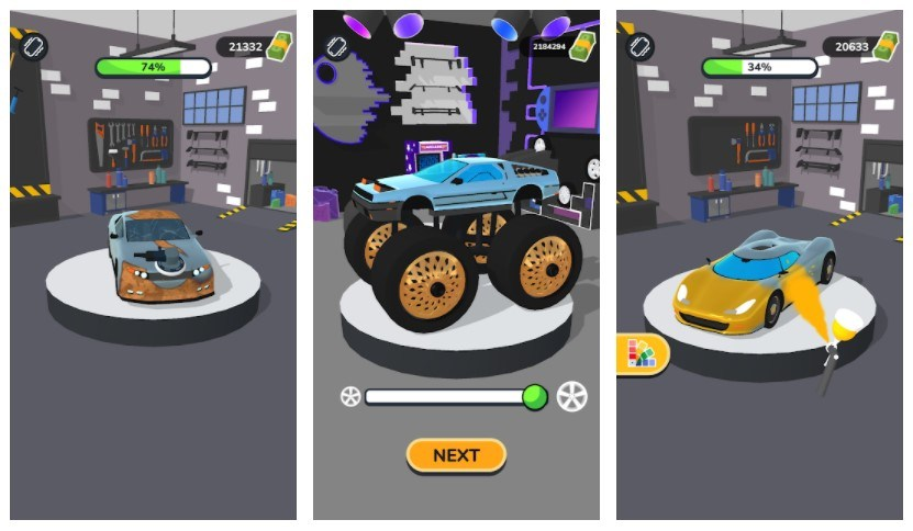 Best Car Customization Apps: Car Master 3D