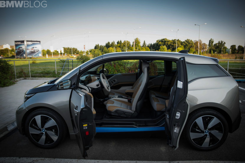 2018 BMW i3 review 9 830x553