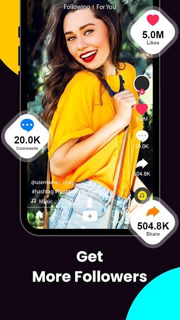 App To Get More Views On Tiktok Videos