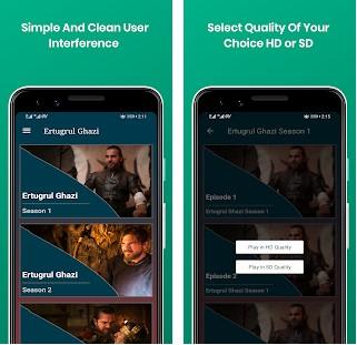 Best App To Watch Ertugrul Ghazi Drama In Urdu