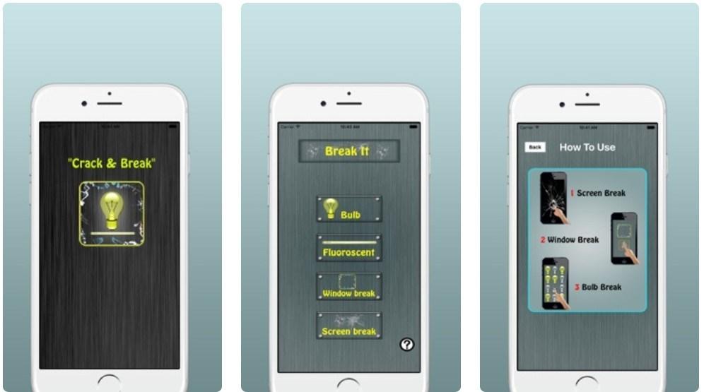 Best Fake Broken Screen Prank Apps: Crack and Break Screen