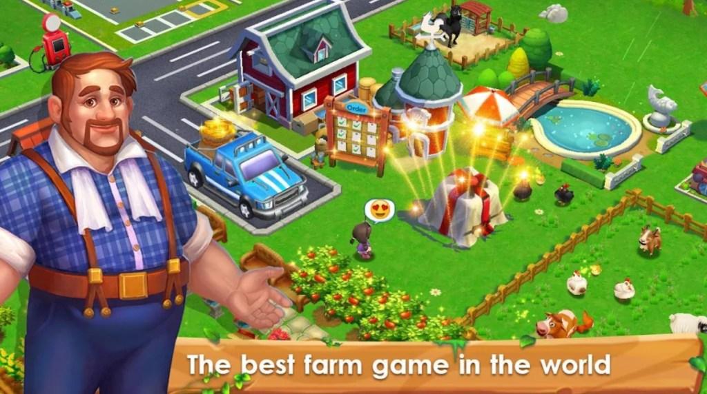 Best Farming Games: Dream Farm Harvest Moon