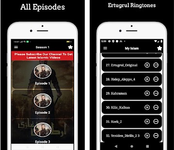 Ertugrul Ghazi Drama App for Android