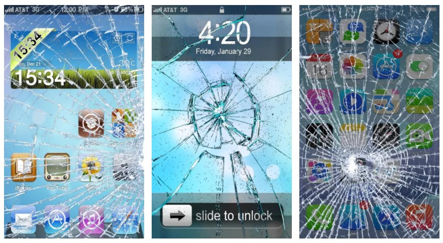 Best Fake Broken Screen Prank Apps: Fake Broken Screen