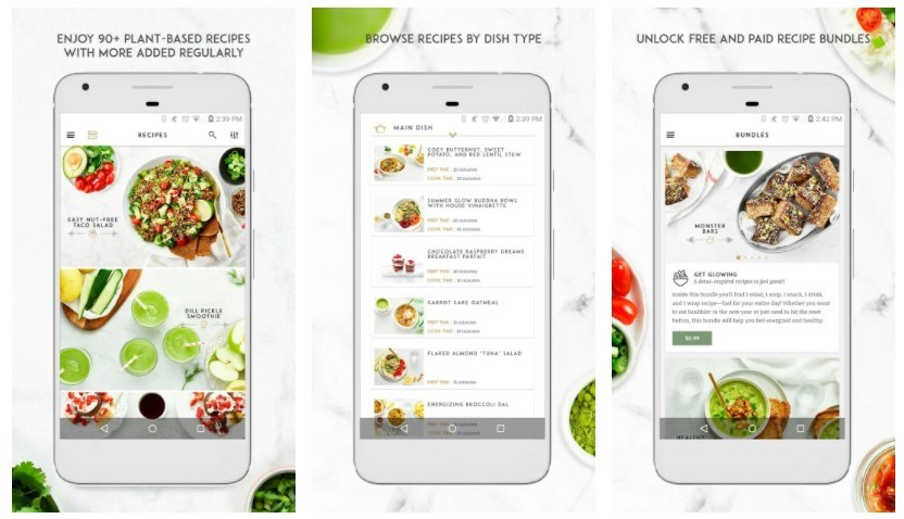 Best Vegetarian and Vegan Apps: Oh She Glows