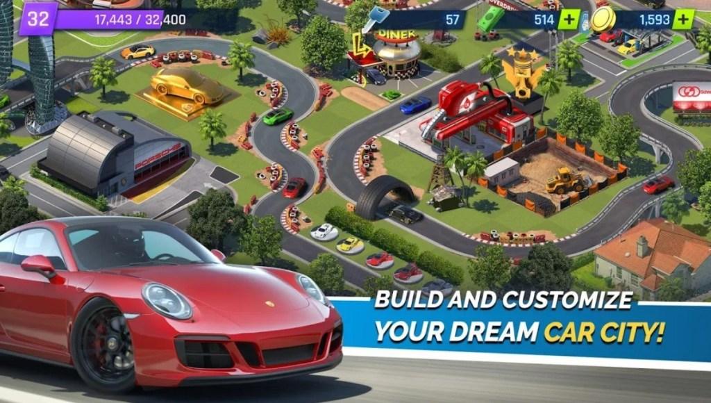 Best Car Customization Apps: Overdrive City
