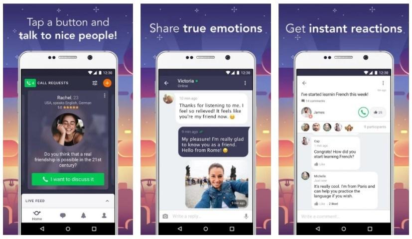 Best Random Chat Apps: Wakie