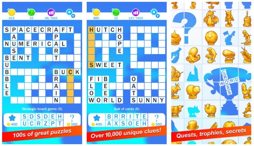 Best Crossword Puzzle Games: World's Biggest Crossword