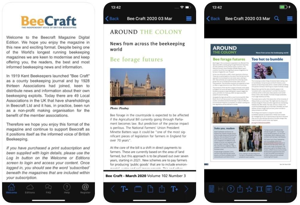 Beecraft Magazine