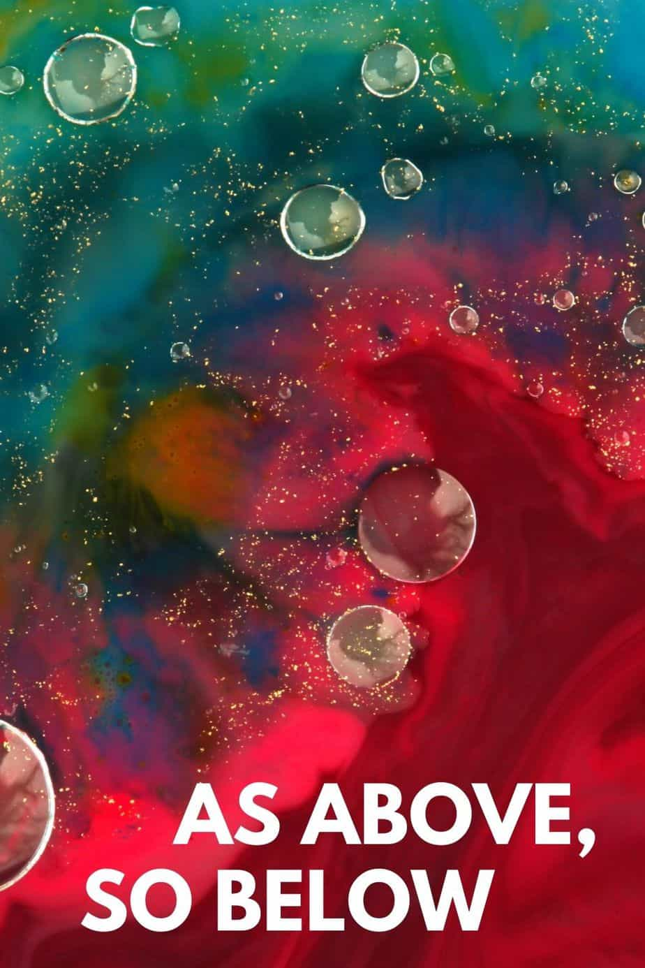 As Above So Below Meaning