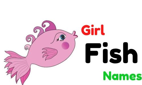 girl fish names