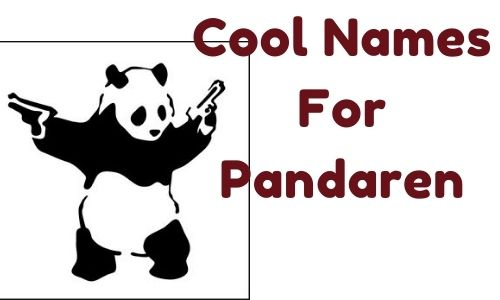 Cool names For Pandaren