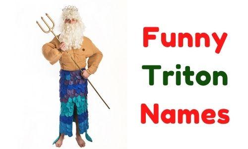 funny Triton Names