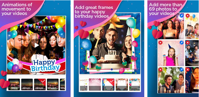 App For Making A Singing Birthday Card